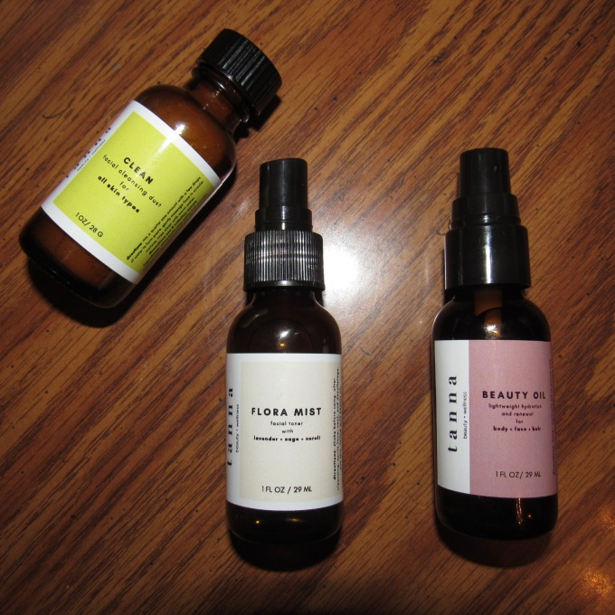 Nighttime Skincare Routine (featuring tanna beauty+wellness)