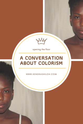 opening the floor: a conversation on colorism with Modern Day Esther|kendrashiloh